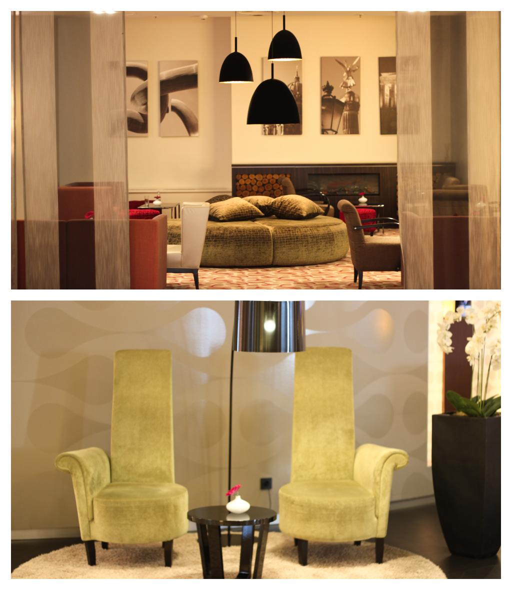 Crowne Plaza City Centre, Hotel, Hotelbericht, Reisebericht, Inneneinrichtung, modern