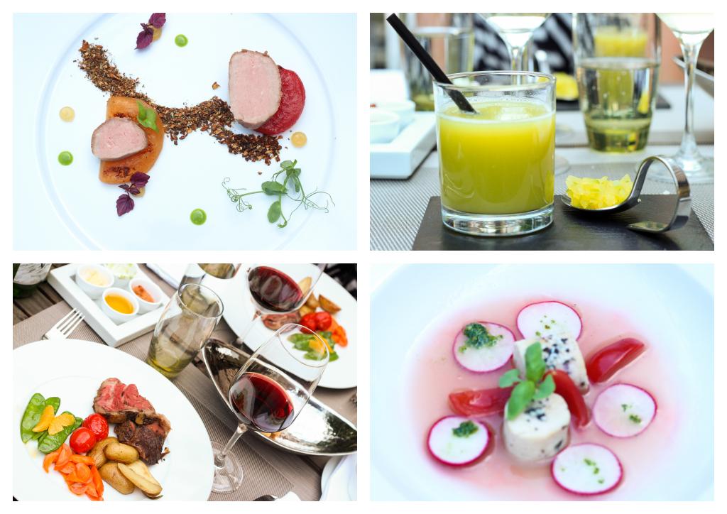 Crowne Plaza City Centre, Hotel, Hotelbericht, Reisebericht, Abendessen, Restaurant, Wilsons