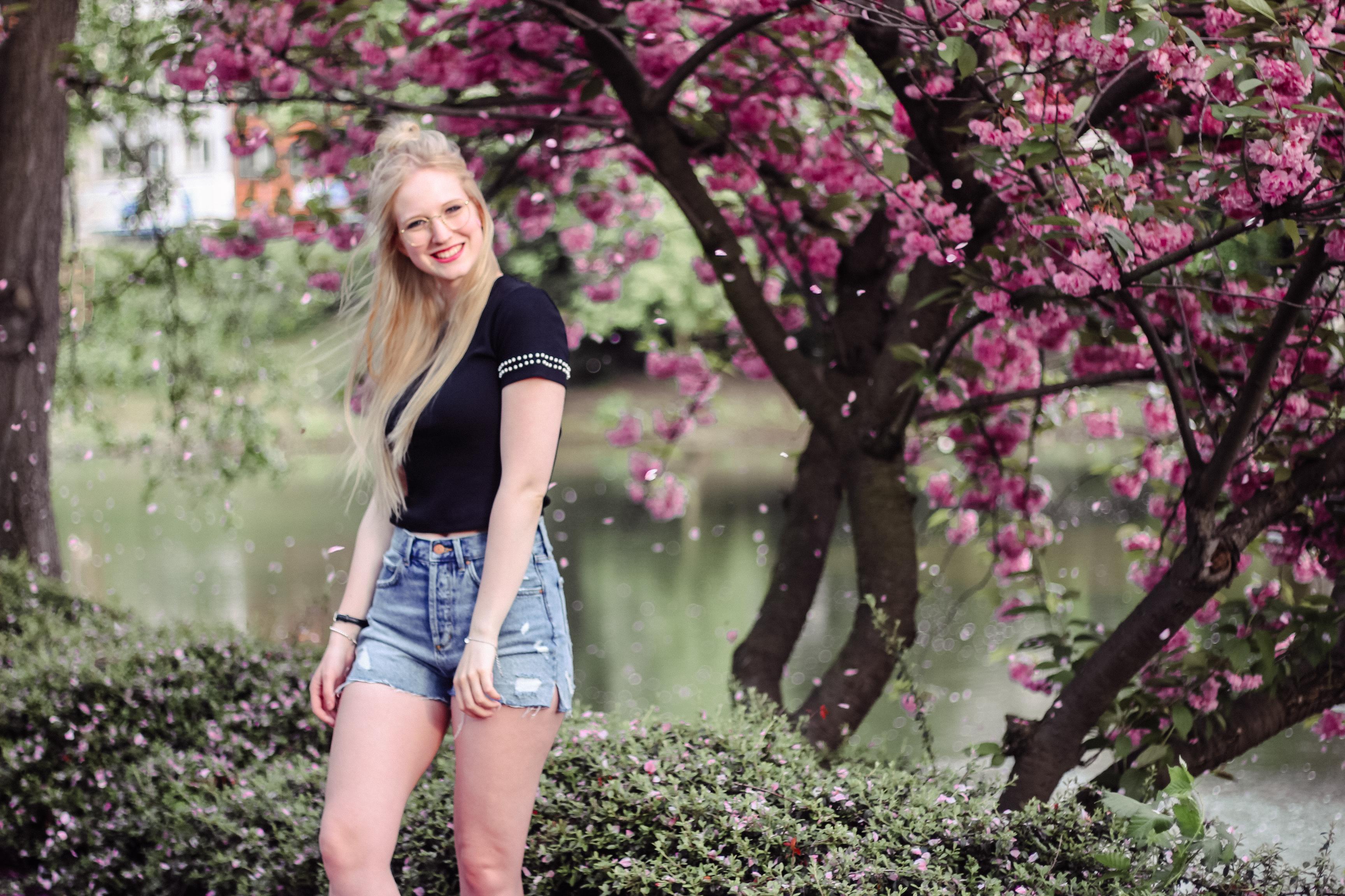 Frühlingsfieber, Düsseldorf, Personal, Herzenssachen, Blogger, Umzug, Großstadt, Kirchblüten, Photography, Shooting, Modeblogger, Fashionblogger