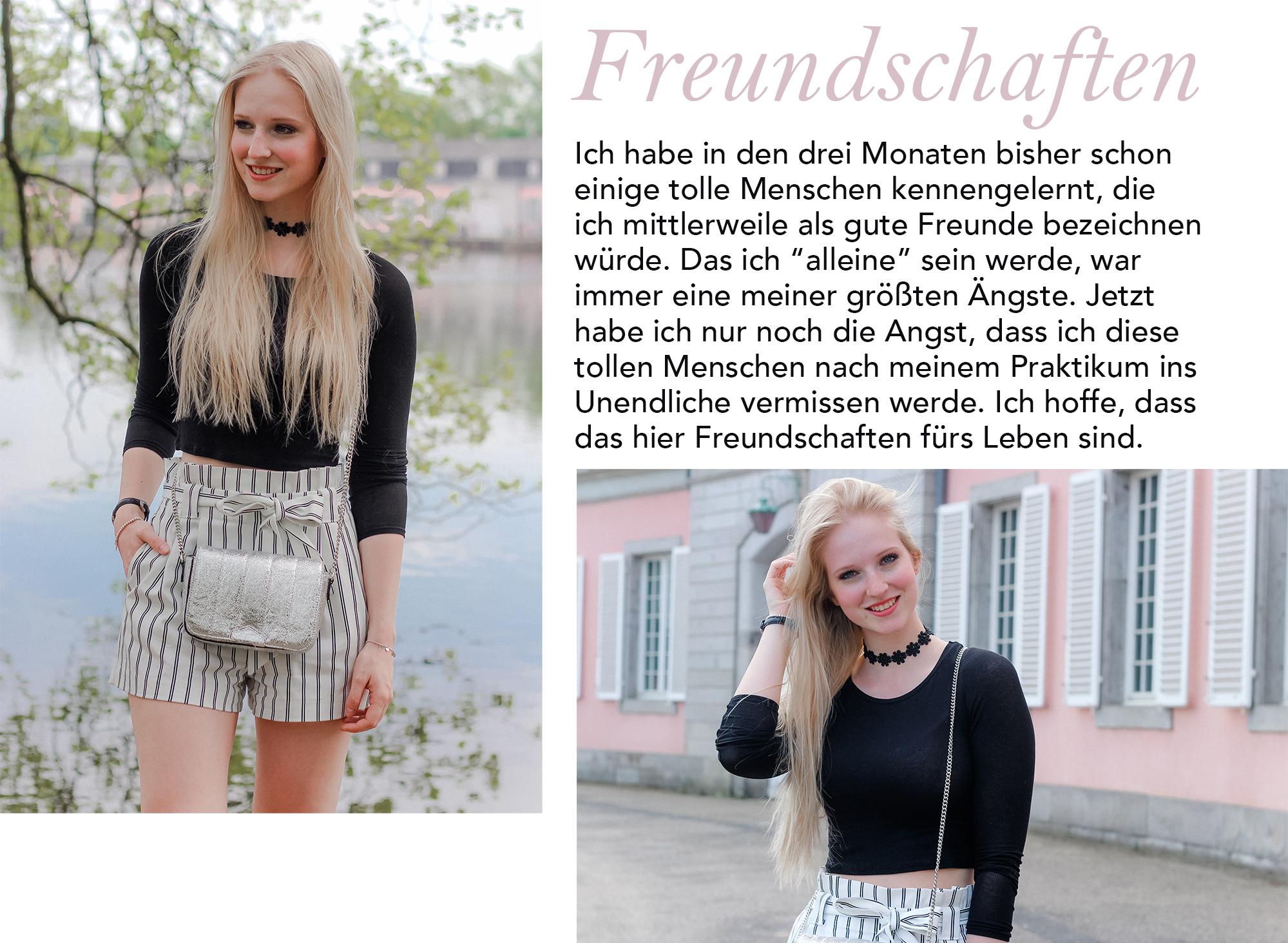Freunde, Freundschaften, Düsseldorf, Umzug, Blogger, Tagebuch, Monatsrückblick, Schloss Benrath, Shooting