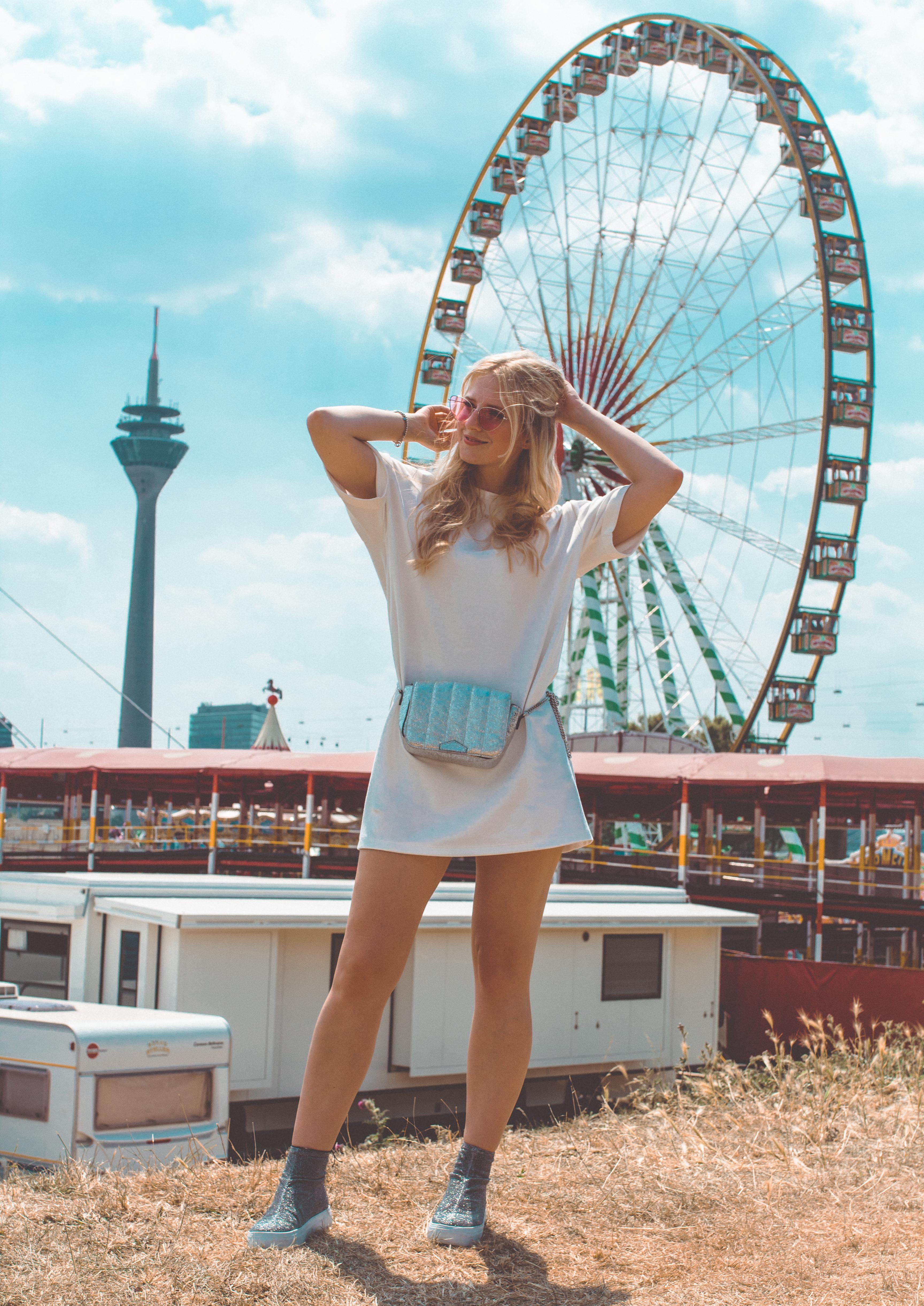 Düsseldorf, Blogger, Praktikum, Rheinkirmes, Rheinkirmes Düsseldorf, Fashionblogger, Modeblogger